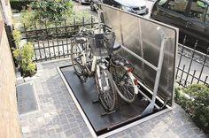 Fahrradgarage * Stauraum für dein Fahrrad * Suterra/HLC