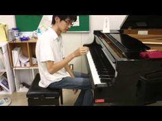 ピアノのリズム練習(速い曲を粒を揃えて弾くための練習) - YouTube