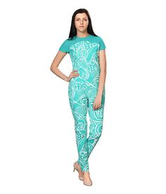 c0323e93481f Khushboo Weaves Multi Color Casual Wear Cotton Jumpsuit!