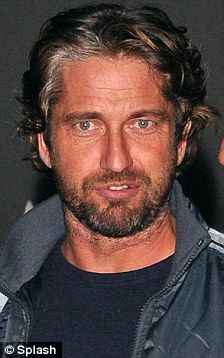 Gerard Butler, this is how he looked in Chasing Mavericks!  Wonderful scenery!