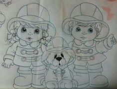 Coloring Pages Of Gothic Princesses : Twozies coloring page coloring pages kewpie teddy