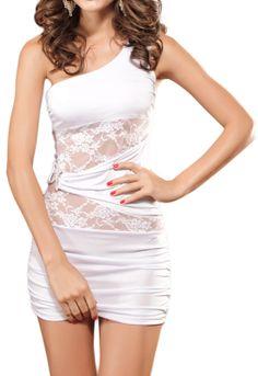 Zanzea® Sexy One-shoulder Dress