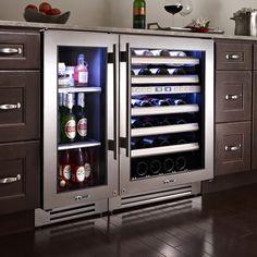 "True Professional Series • True 15"" Refrigerator & 25"" Dual zone - Refrigerators - Modenus Catalog"