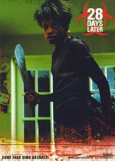 28 Days Later Movie Poster - 11 x 17