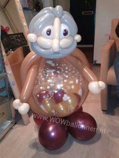 Abraham ballon