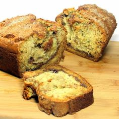 I LOVE Banana Bread.   And since I buy a bunch of bananas at least once a week, I always seem to have a couple of over ripe bananas a...