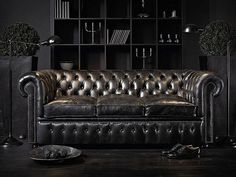 Chesterfield Sofa - Fleming & Howland in East Village, Manhattan ~ Apartment Therapy Classifieds