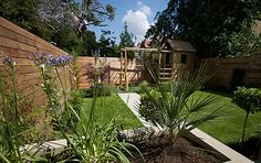 Garden design, garden design in west London: planting and creating gardens in Chiswick, Putney