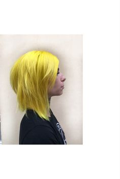 Follow me on instagram @karolmachovic Yellow Hair, Long Hair Styles, Beauty, Instagram, Fashion, Moda, Fashion Styles, Long Hairstyle, Long Haircuts