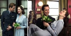 Brad Pitt, Marion Cotillard's sizzling chemistry.............  NEW YORK: There is no smoke without fire, they say! The recent much-publicised separation of Hollywood power couple Brad Pitt and Angelina Jolie has left their fans sad and shocked.
