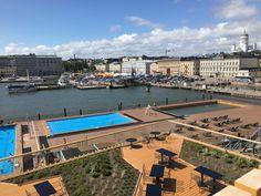 Allas sea pool, Helsinki  copyright Sari Sairanen-Kontio