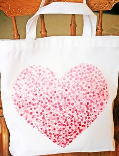 Decorate Fabric Bags with Iron-on-Subli8mation Transfer Paper ...