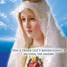 ® Blog Católico Gotitas Espirituales ®: VIRGEN DE FÁTIMA Pictures Of Jesus Christ, Humility, Catholic, Spirituality, God, Disney Princess, Disney Characters, Movie Posters, Google