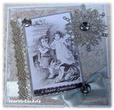 Christmas Cards by Mervi