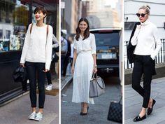 vestire come una francese copiando lo stile parigino