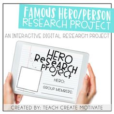 Famous Hero Research