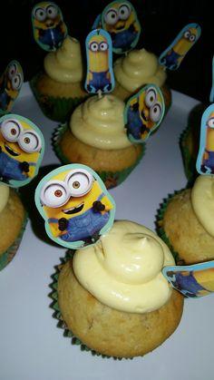 Double Vanille Cupcake Muffins, Cupcakes, Desserts, Food, Vanilla, Backen, Meal, Cupcake, Deserts