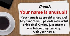 How common is your name?
