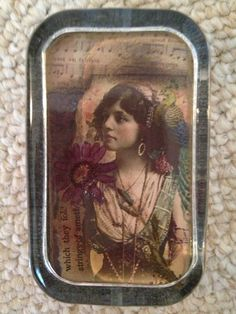 Gypsy paperweight