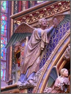 Eglise Sainte Chapelle, Paris