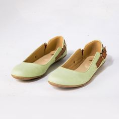 Buy Mint Green Bellies@INR 1313 www.prideswalk.com