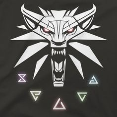 The Witcher 3 Signs of the Witcher Women's Tee
