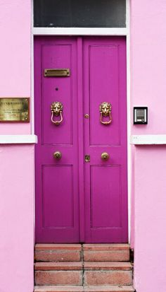 Notting Hill, London, England ❤
