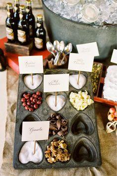 Les moineaux de la mariée: Bar de tout ?