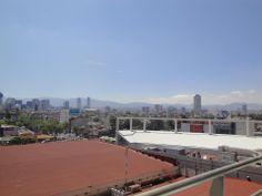 Esta es una vista panorámica que se tiene desde uno de los puntos más altos de uno de los más recientes centros comerciales en el D.F,  es decir de Forum Buenavista