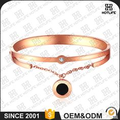 Infinity Brown Leather Bangle Bracelet Infinity Brown leather and