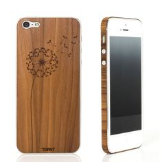 Case iPhone 5---LOVE dandelions. need one for my droid