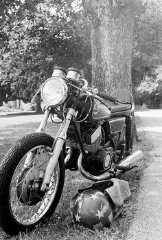 Yamaha R5C (1972)