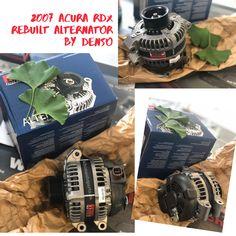 2007 Acura RDX Rebuilt Alternator by Denso #denso #alternator #rebuilt #acura #rdx #autoparts #toronto #ahonautoparts