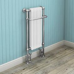 Fairport Traditional Towel Rail Radiator (1130 x 553mm) Profile Image