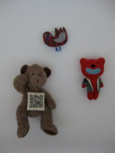 #www.qr-3d.weebly.com #qr #3d #code  #embroidery #stitch QR Code