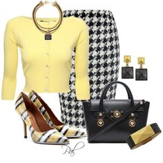 """""""she's so fashion"""" by pamlcs on Polyvore"""
