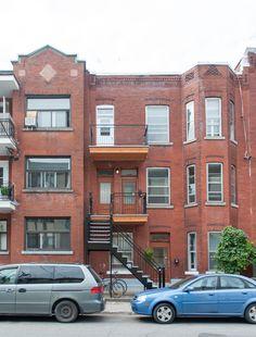Rénovation de balcon à Montréal Multi Story Building, Photos, Construction, Balconies, Building, Pictures