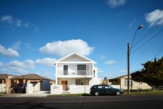 We aimed to design a tasteful addition that looks at home in the neighbourhood.