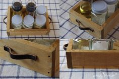 tray, wood, handcrafted