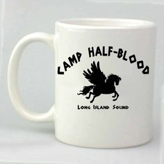 camp half blood harry potter percy jackson mug two by mugklisin