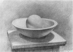 Натюрморт из бытовых предметов