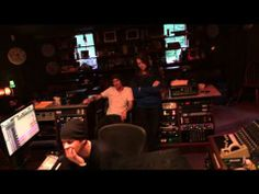 ▶ Brandi Carlile First Day In The Studio - YouTube -- One of the greatest artists i admire these days