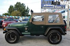 1999 Jeep Wrangler Sport Utility
