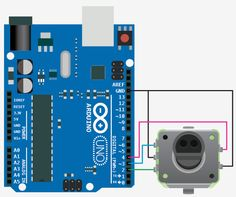 Using a rotary encoder with the Arduino