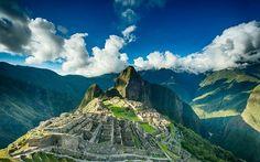 See Machu Picchu, Peru