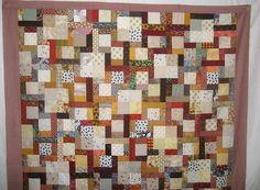 Free Patience quilt block pattern Puzzle Quilt, Quilt Blocks Easy, Map Quilt, Easy Quilts, Quilt Art, Scrappy Quilts, Quilting Projects, Quilting Designs, Quilt Design