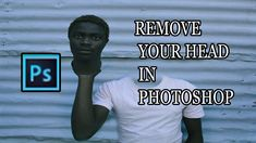 REMOVE YOUR HEAD IN PHOTOSHOP (SWAP HEADS) Your Head, How To Remove, Photoshop