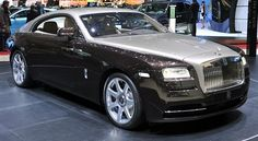 Rolls-Royce Wraith picks gears using GPS, keeps your Spirit of Ecstasy soaring (video)