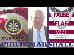THE BIG BAMBOOZLE: 9/11 and the War on Terror by Philip Marshall ~ #INTELLIGENCE COMMUNITY was covertly set up up by BUSH, SR. during the Reagan Administration.  [VIDEO DATED 2013]