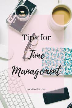 Time management | productivity | organization |beat procrastination